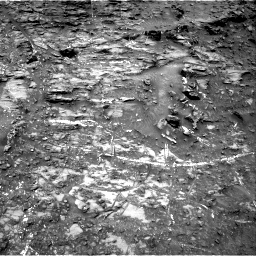 Nasa's Mars rover Curiosity acquired this image using its Right Navigation Camera on Sol 950, at drive 1288, site number 45