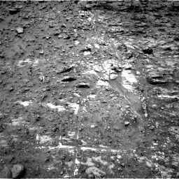Nasa's Mars rover Curiosity acquired this image using its Right Navigation Camera on Sol 950, at drive 1300, site number 45