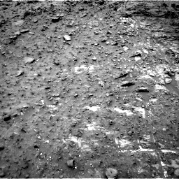 Nasa's Mars rover Curiosity acquired this image using its Right Navigation Camera on Sol 950, at drive 1306, site number 45