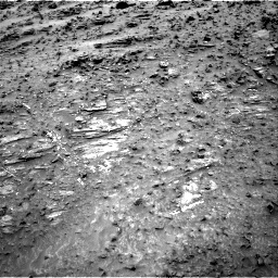 Nasa's Mars rover Curiosity acquired this image using its Right Navigation Camera on Sol 950, at drive 1324, site number 45