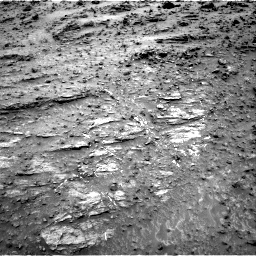 Nasa's Mars rover Curiosity acquired this image using its Right Navigation Camera on Sol 950, at drive 1330, site number 45