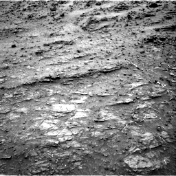Nasa's Mars rover Curiosity acquired this image using its Right Navigation Camera on Sol 950, at drive 1336, site number 45