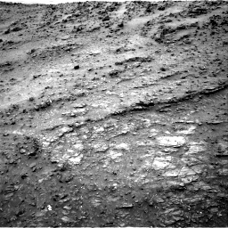 Nasa's Mars rover Curiosity acquired this image using its Right Navigation Camera on Sol 950, at drive 1342, site number 45