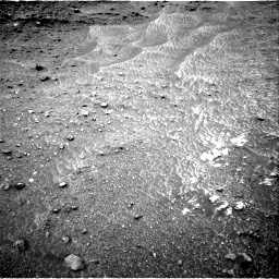 Nasa's Mars rover Curiosity acquired this image using its Right Navigation Camera on Sol 950, at drive 1384, site number 45