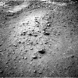 NASA's Mars rover Curiosity acquired this image using its Right Navigation Cameras (Navcams) on Sol 950