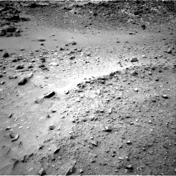 Nasa's Mars rover Curiosity acquired this image using its Right Navigation Camera on Sol 950, at drive 1516, site number 45