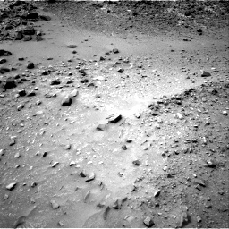 Nasa's Mars rover Curiosity acquired this image using its Right Navigation Camera on Sol 950, at drive 1528, site number 45