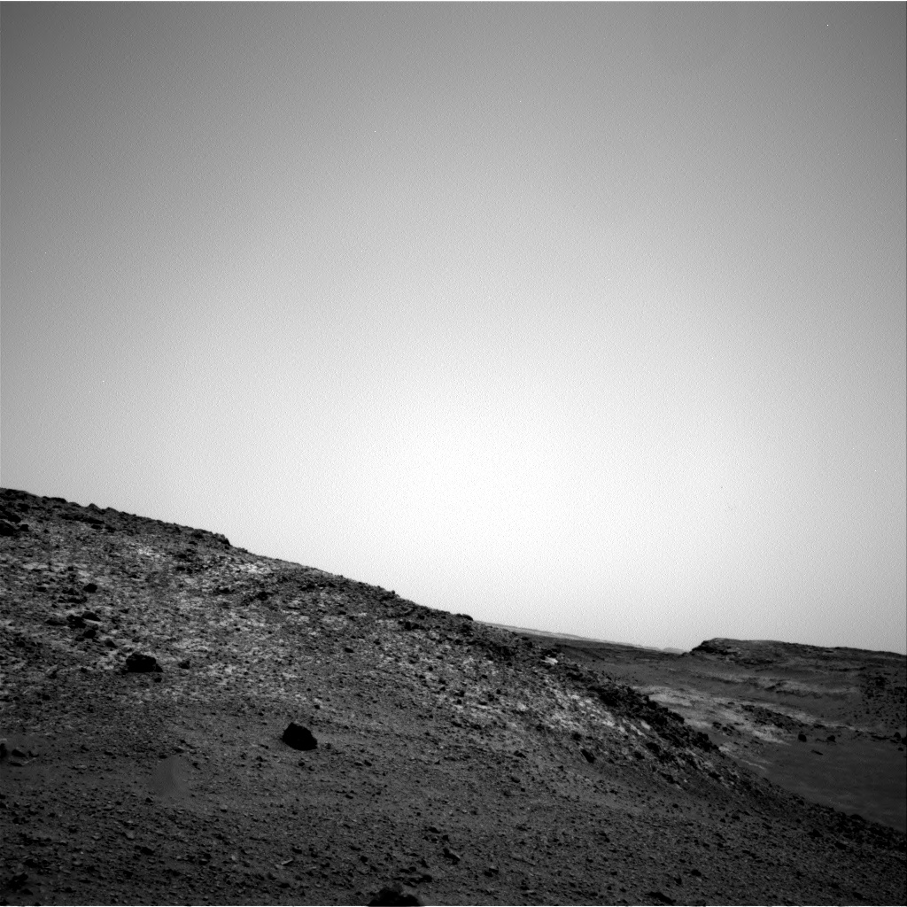 Nasa's Mars rover Curiosity acquired this image using its Right Navigation Camera on Sol 950, at drive 1558, site number 45