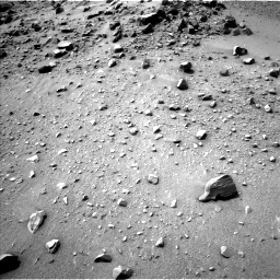 Nasa's Mars rover Curiosity acquired this image using its Left Navigation Camera on Sol 951, at drive 1558, site number 45