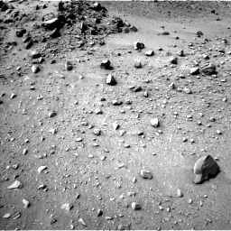 Nasa's Mars rover Curiosity acquired this image using its Left Navigation Camera on Sol 951, at drive 1582, site number 45