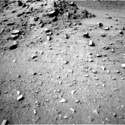 Nasa's Mars rover Curiosity acquired this image using its Left Navigation Camera on Sol 951, at drive 1588, site number 45