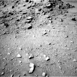 Nasa's Mars rover Curiosity acquired this image using its Left Navigation Camera on Sol 951, at drive 1594, site number 45