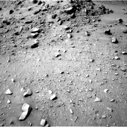 Nasa's Mars rover Curiosity acquired this image using its Right Navigation Camera on Sol 951, at drive 1594, site number 45