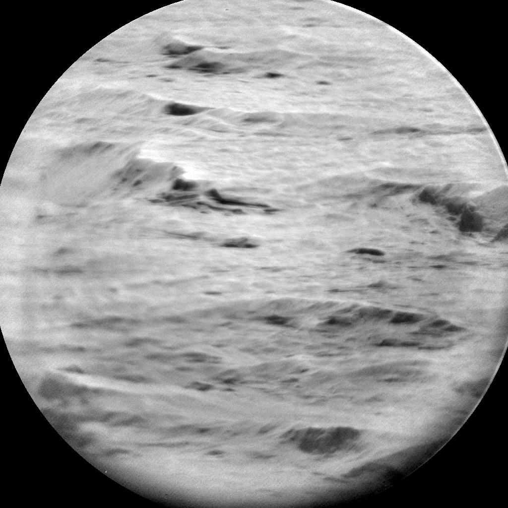 Nasa's Mars rover Curiosity acquired this image using its Chemistry & Camera (ChemCam) on Sol 951, at drive 1558, site number 45