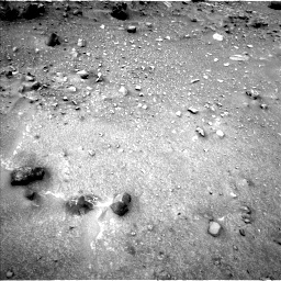 Nasa's Mars rover Curiosity acquired this image using its Left Navigation Camera on Sol 952, at drive 1708, site number 45