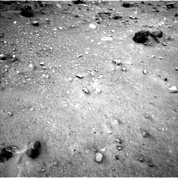 Nasa's Mars rover Curiosity acquired this image using its Left Navigation Camera on Sol 952, at drive 1714, site number 45