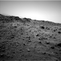 Nasa's Mars rover Curiosity acquired this image using its Left Navigation Camera on Sol 952, at drive 1780, site number 45