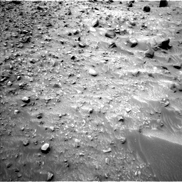 Nasa's Mars rover Curiosity acquired this image using its Left Navigation Camera on Sol 952, at drive 1792, site number 45