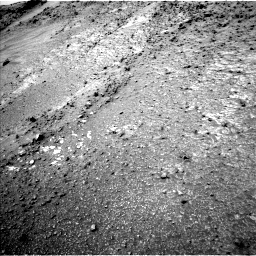 Nasa's Mars rover Curiosity acquired this image using its Left Navigation Camera on Sol 952, at drive 1900, site number 45