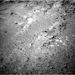 Nasa's Mars rover Curiosity acquired this image using its Left Navigation Camera on Sol 952, at drive 1918, site number 45