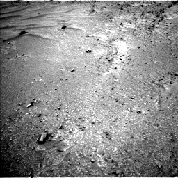 Nasa's Mars rover Curiosity acquired this image using its Left Navigation Camera on Sol 952, at drive 1930, site number 45