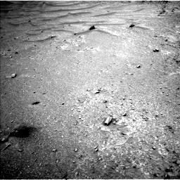 Nasa's Mars rover Curiosity acquired this image using its Left Navigation Camera on Sol 952, at drive 1936, site number 45