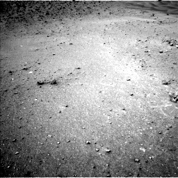 Nasa's Mars rover Curiosity acquired this image using its Left Navigation Camera on Sol 952, at drive 2026, site number 45