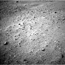 Nasa's Mars rover Curiosity acquired this image using its Left Navigation Camera on Sol 952, at drive 2164, site number 45