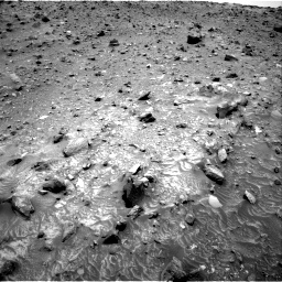 Nasa's Mars rover Curiosity acquired this image using its Right Navigation Camera on Sol 952, at drive 1762, site number 45