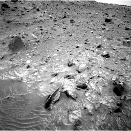 Nasa's Mars rover Curiosity acquired this image using its Right Navigation Camera on Sol 952, at drive 1768, site number 45