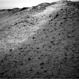 Nasa's Mars rover Curiosity acquired this image using its Right Navigation Camera on Sol 952, at drive 1840, site number 45