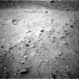 Nasa's Mars rover Curiosity acquired this image using its Right Navigation Camera on Sol 952, at drive 2002, site number 45
