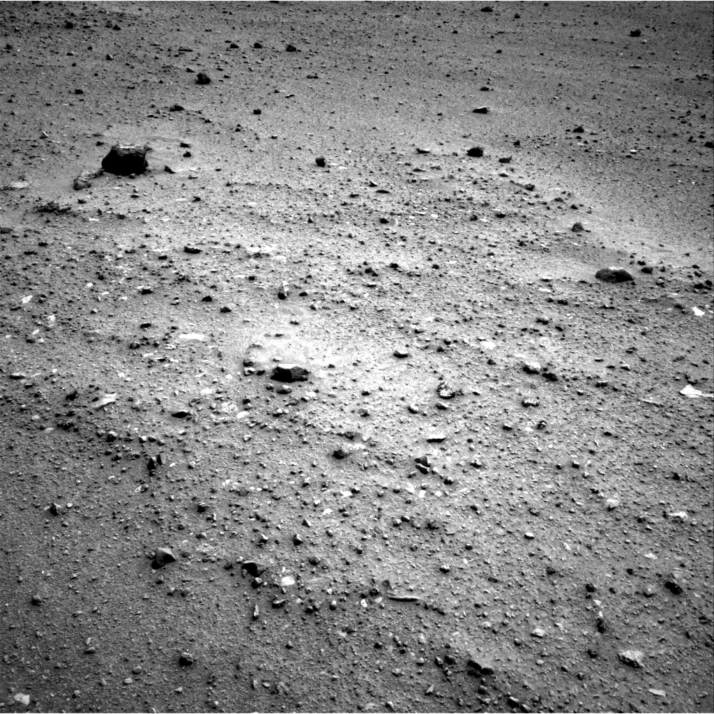 Nasa's Mars rover Curiosity acquired this image using its Right Navigation Camera on Sol 952, at drive 2284, site number 45