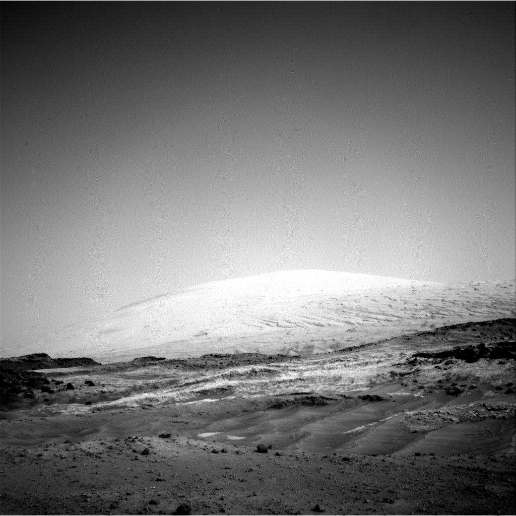 Nasa's Mars rover Curiosity acquired this image using its Right Navigation Camera on Sol 952, at drive 0, site number 46
