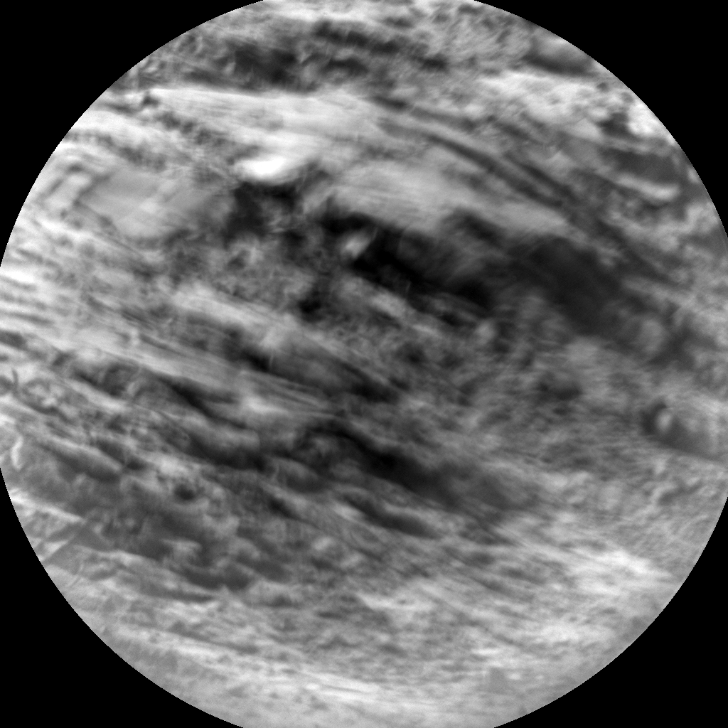 Nasa's Mars rover Curiosity acquired this image using its Chemistry & Camera (ChemCam) on Sol 952, at drive 1696, site number 45