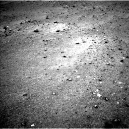 Nasa's Mars rover Curiosity acquired this image using its Left Navigation Camera on Sol 956, at drive 18, site number 46
