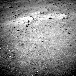Nasa's Mars rover Curiosity acquired this image using its Left Navigation Camera on Sol 956, at drive 30, site number 46