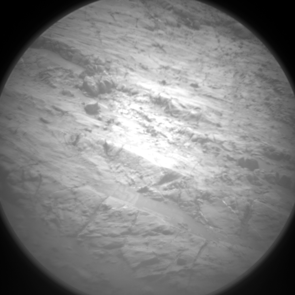 Nasa's Mars rover Curiosity acquired this image using its Chemistry & Camera (ChemCam) on Sol 957, at drive 472, site number 46