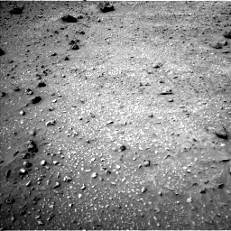 Nasa's Mars rover Curiosity acquired this image using its Left Navigation Camera on Sol 957, at drive 838, site number 46