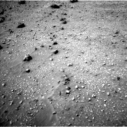 Nasa's Mars rover Curiosity acquired this image using its Left Navigation Camera on Sol 957, at drive 844, site number 46