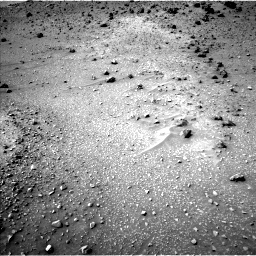 Nasa's Mars rover Curiosity acquired this image using its Left Navigation Camera on Sol 957, at drive 892, site number 46