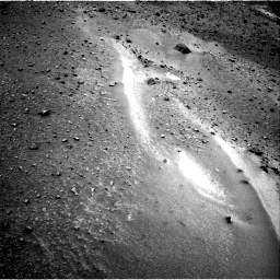 Nasa's Mars rover Curiosity acquired this image using its Right Navigation Camera on Sol 957, at drive 496, site number 46