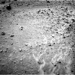 Nasa's Mars rover Curiosity acquired this image using its Right Navigation Camera on Sol 957, at drive 598, site number 46