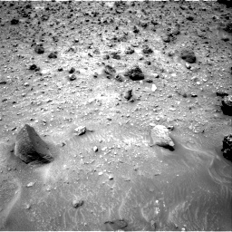 Nasa's Mars rover Curiosity acquired this image using its Right Navigation Camera on Sol 957, at drive 688, site number 46