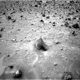 Nasa's Mars rover Curiosity acquired this image using its Right Navigation Camera on Sol 957, at drive 694, site number 46