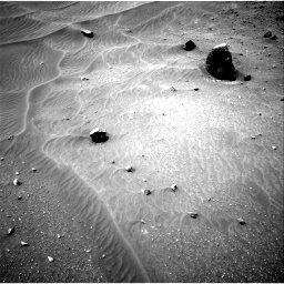 Nasa's Mars rover Curiosity acquired this image using its Right Navigation Camera on Sol 957, at drive 748, site number 46