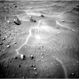 Nasa's Mars rover Curiosity acquired this image using its Right Navigation Camera on Sol 957, at drive 772, site number 46