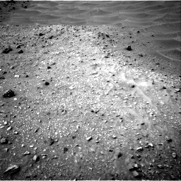 Nasa's Mars rover Curiosity acquired this image using its Right Navigation Camera on Sol 957, at drive 808, site number 46
