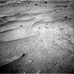 Nasa's Mars rover Curiosity acquired this image using its Right Navigation Camera on Sol 957, at drive 934, site number 46