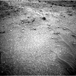 Nasa's Mars rover Curiosity acquired this image using its Left Navigation Camera on Sol 958, at drive 1024, site number 46